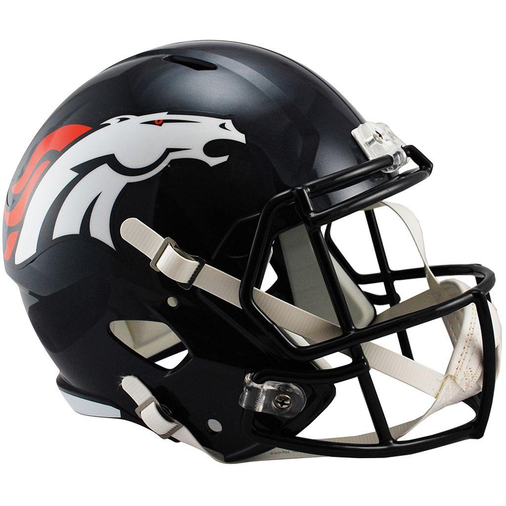 Riddell Denver Broncos Revolution Speed Authentic Helmet