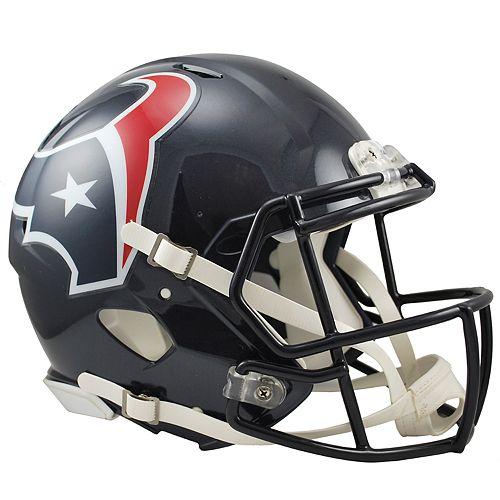 Riddell Houston Texans Revolution Speed Authentic Helmet