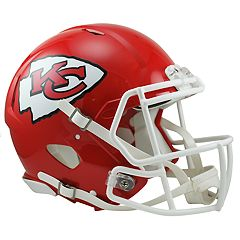 Riddell Kansas City Chiefs Revolution Speed Authentic Helmet