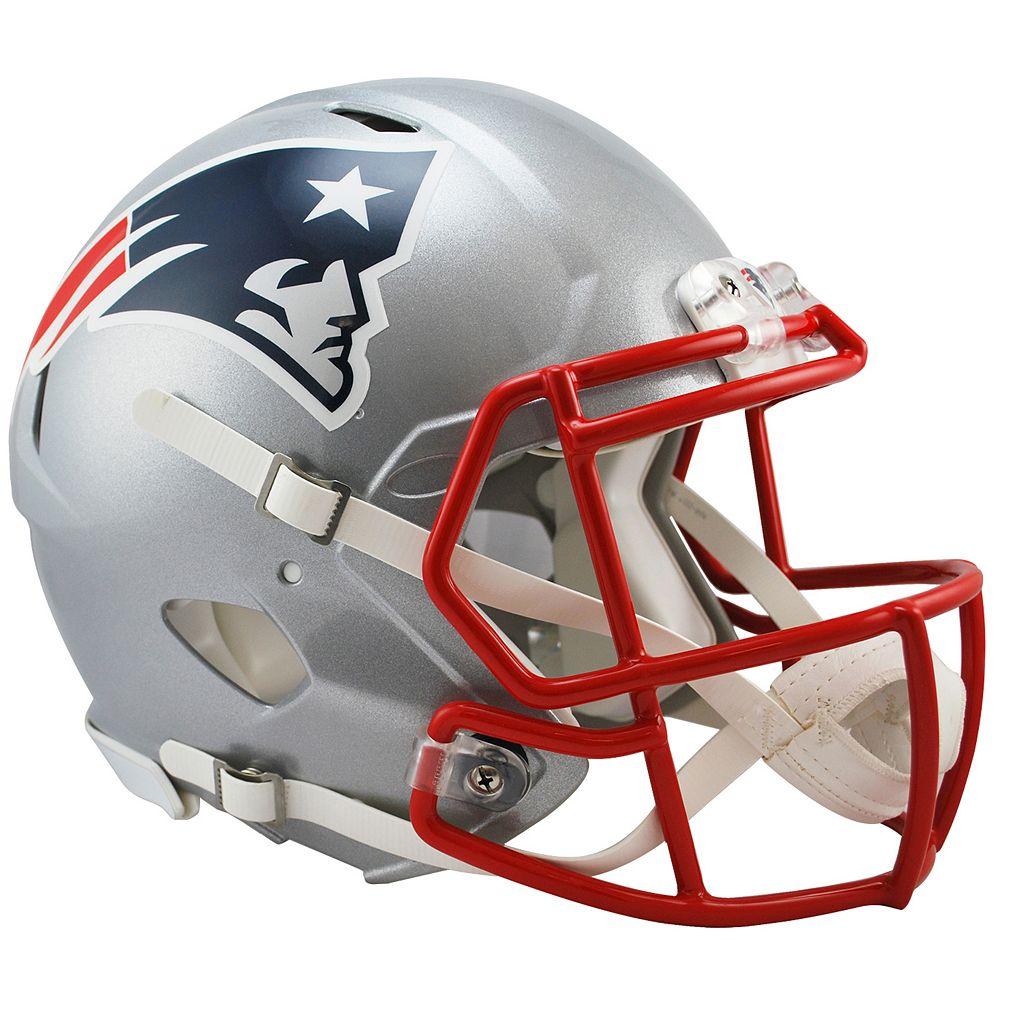 Riddell New England Patriots Revolution Speed Authentic Helmet