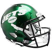Riddell New York Jets Revolution Speed Authentic Helmet