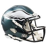 Riddell Philadelphia Eagles Revolution Speed Authentic Helmet