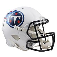 Riddell Tennessee Titans Revolution Speed Authentic Helmet