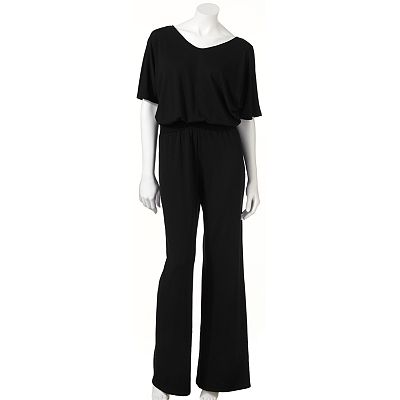 Kandy Kiss Dolman Jumpsuit - Juniors
