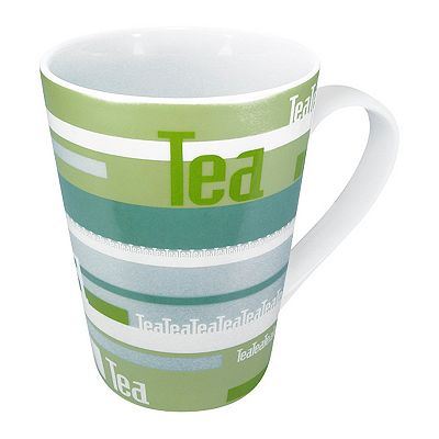 Konitz Tea Stripes 4-pc. Mug Set