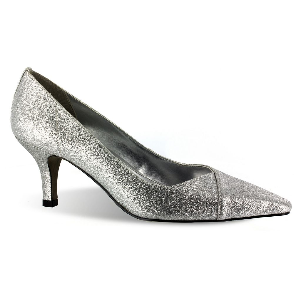 Easy Street Chiffon Women's Dress Heels
