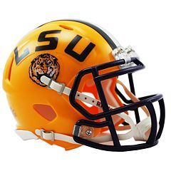 Riddell LSU Tigers Revolution Speed Mini Replica Helmet