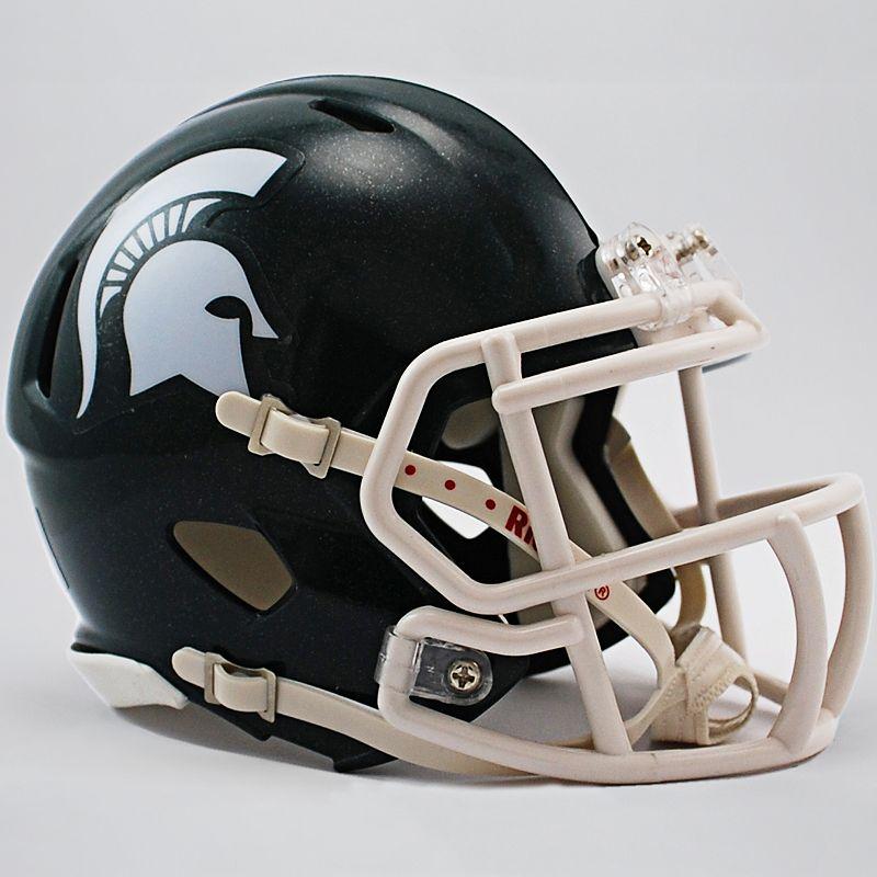 Riddell Michigan State Spartans Revolution Speed Mini Replica Helmet