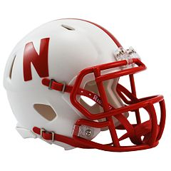 Riddell Nebraska Cornhuskers Revolution Speed Mini Replica Helmet