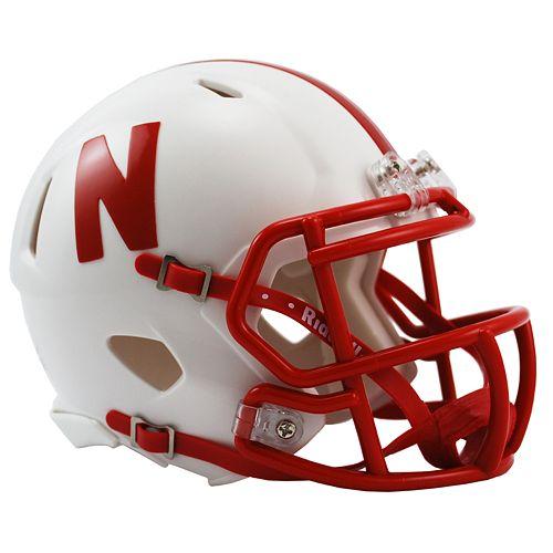 Riddell Nebraska Cornhuskers Revolution Speed Mini Replica Helmet