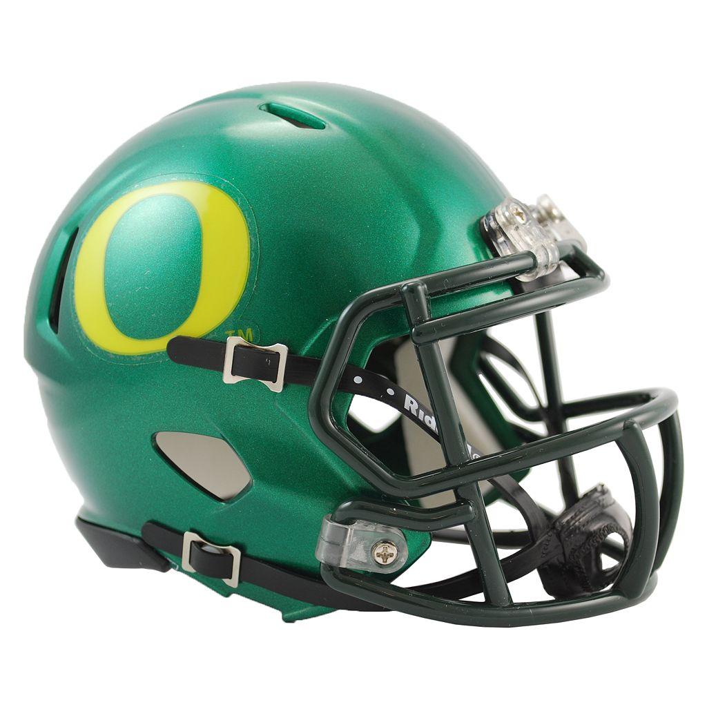 Riddell Oregon Ducks Revolution Speed Mini Replica Helmet