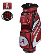 Team Effort Alabama Crimson Tide Bucket Cooler Cart Golf Bag