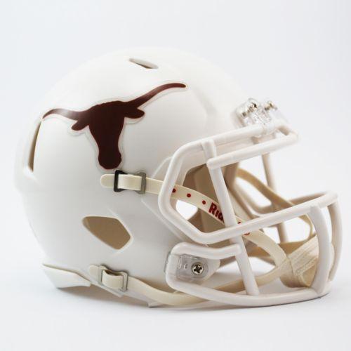 Riddell Texas Longhorns Revolution Speed Mini Replica Helmet