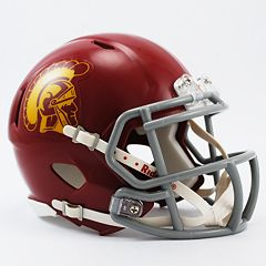 Riddell USC Trojans Revolution Speed Mini Replica Helmet