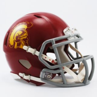 Riddell USC Trojans Revolution Speed Mini Replica Helmet