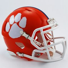 Riddell Clemson Tigers Revolution Speed Mini Replica Helmet