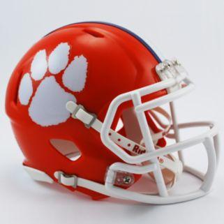 Riddell Clemson Tigers Revolution Speed Mini Replica Helmet