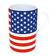 Konitz Stars N Stripes 4-pc. Mug Set