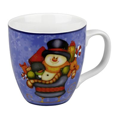 Konitz Santa Frosty 4-pc. Mug Set
