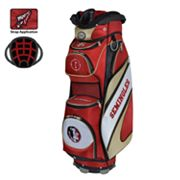 Team Effort Florida State Seminoles Bucket Cooler Cart Golf Bag