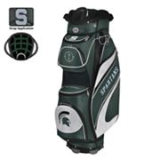 Team Effort Michigan State Spartans Bucket Cooler Cart Golf Bag