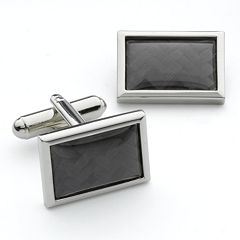 Apt. 9® Block-Center Square Cuff Links