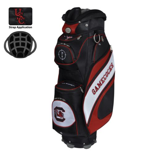 Team Effort South Carolina Gamecocks Bucket Cooler Cart Golf Bag