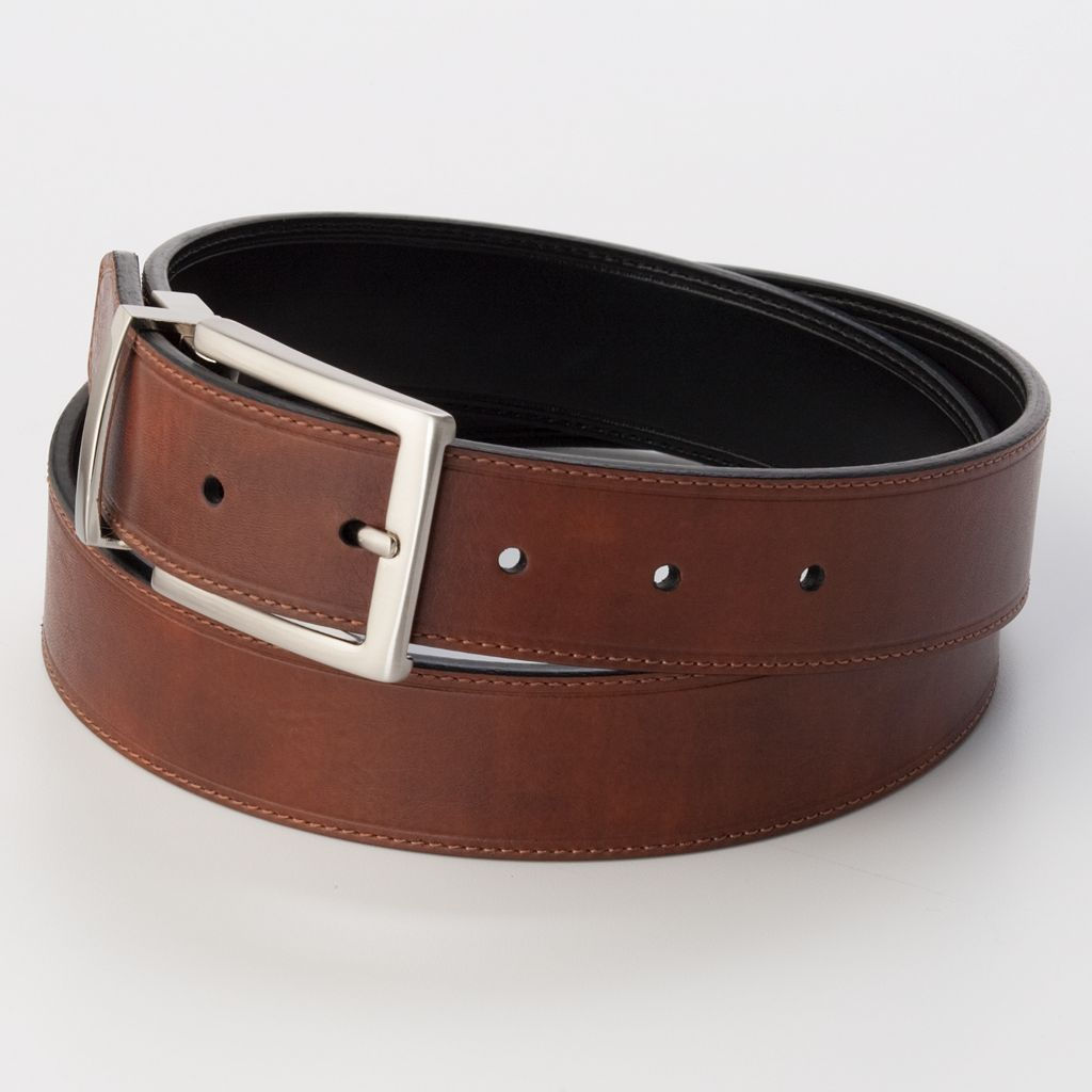 Croft & Barrow® Reversible Belt - Extended Size