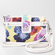 Relic Vicky Floral Convertible Multifunction Wallet