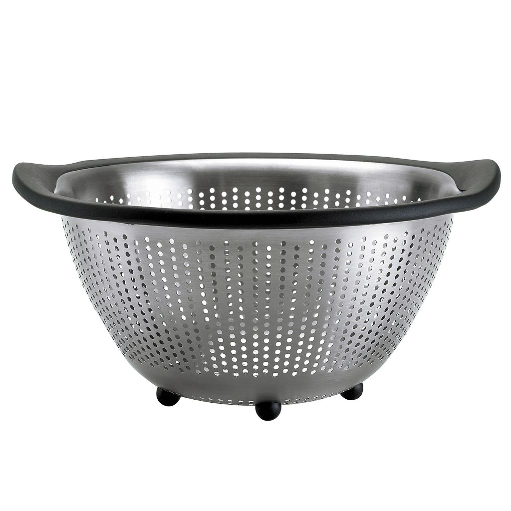 OXO 5-qt. Stainless Steel Colander