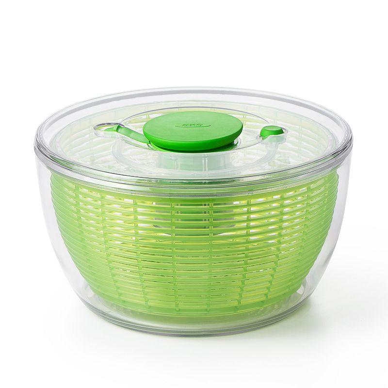 How To Use Food Network Salad Spinner