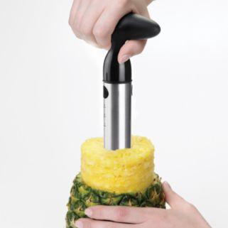 OXO Racheting Stainless Steel Pineapple Slicer