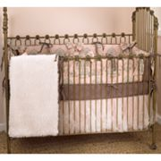 Cotton Tale 4-pc, Nightingale Crib Set