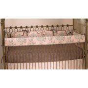 Cotton Tale Nightingale Crib Rail Cover