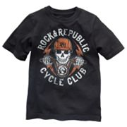 Rock and Republic Cycle Club Tee - Boys 4-7x