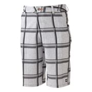 Tony Hawk Plaid Shorts - Men