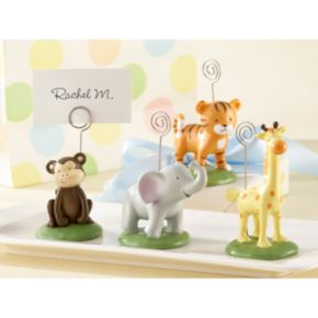 Kate Aspen Born To Be Wild 4-pk. Place Card Holders