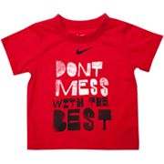 Nike Don't Mess With the Best Tee - Boys 4-7