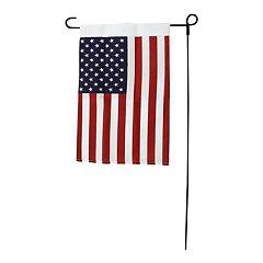 12'' x 18'' American Flag Garden Flag - Outdoor