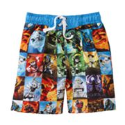 LEGO Ninjago Swim Trunks - Boys 4-7