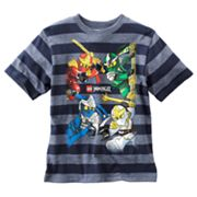 LEGO Ninjago Striped Tee - Boys 4-7