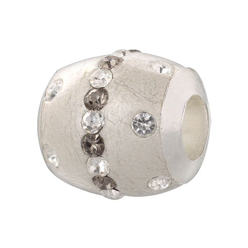 Individuality Beads Sterling Silver Crystal Bead