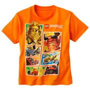 LEGO Ninjago Panel Tee - Boys 4-7
