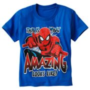 Spider-Man Amazing Tee - Boys 4-7