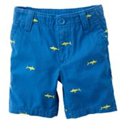 SONOMA life + style Shark Shorts - Toddler