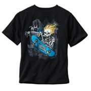 Tony Hawk Jumping Skull Tee - Boys 4-7x