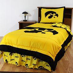 Iowa Hawkeyes Bed Set - Twin
