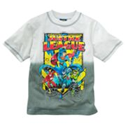 Justice League Dip-Dye Tee - Boys 4-7