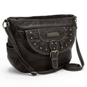 Unionbay Studded Cross-Body Handbag