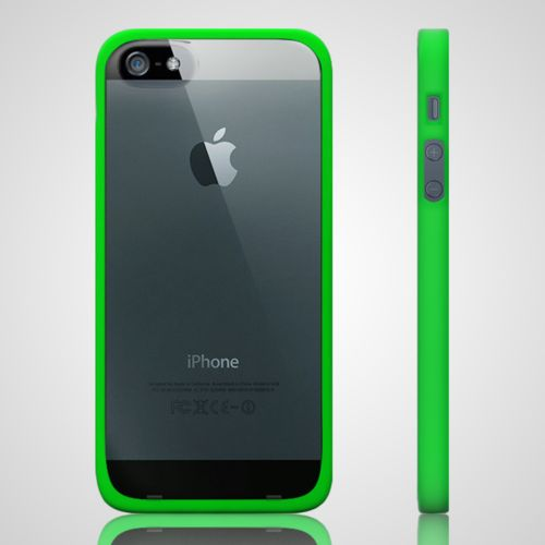 Luardi Crystal Frame iPhone 5 Cell Phone Case